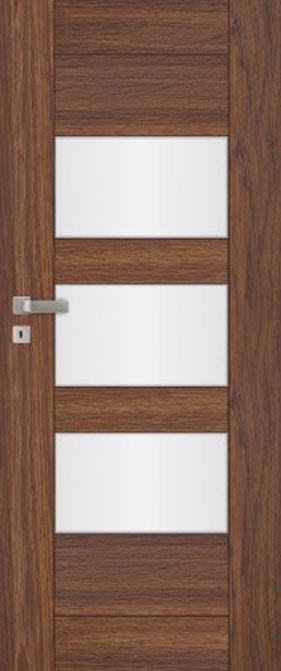 Presklené dvere Verimo W01