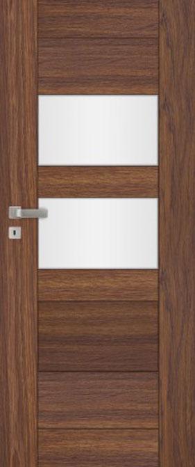 Presklené dvere Verimo W01S2