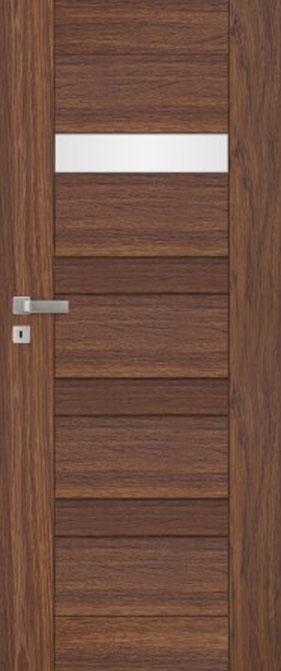 Presklené dvere Verimo W02S1