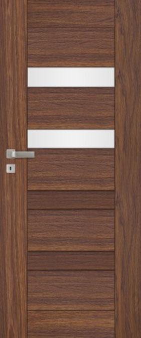 Presklené dvere Verimo W02S2