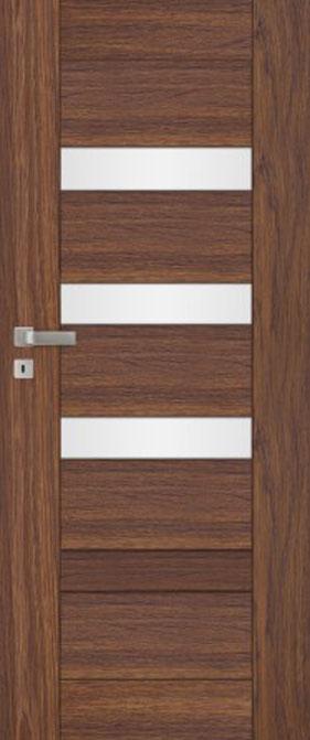 Presklené dvere Verimo W02S3