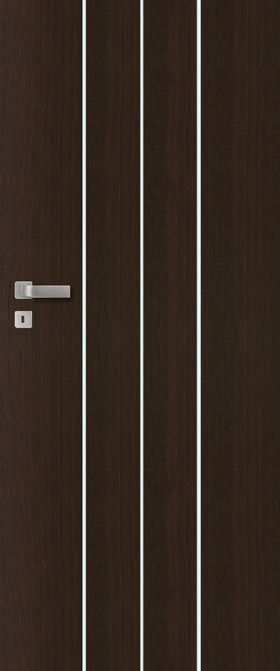 Presklené dvere Etiuda
