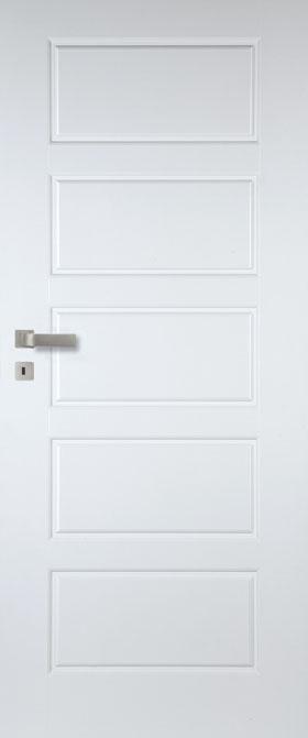 Plné dvere Simple, Astor, Graf