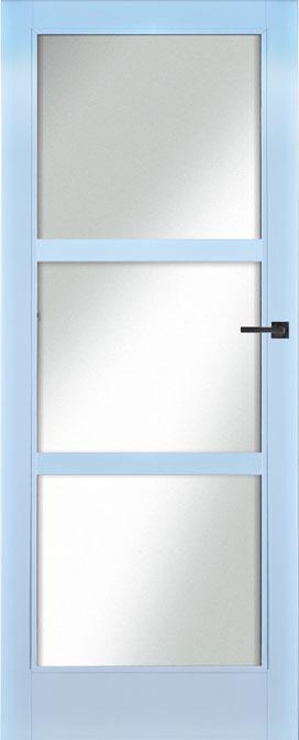 Presklené dvere Happy