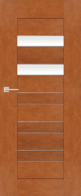 Interiérové dvere Sempre Lux Alu