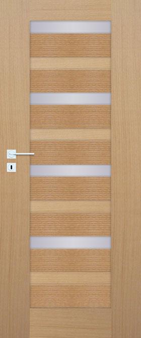 Presklené dvere Sempre Inserto