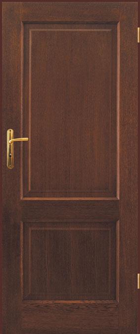 Plné dvere Intersolid II 02