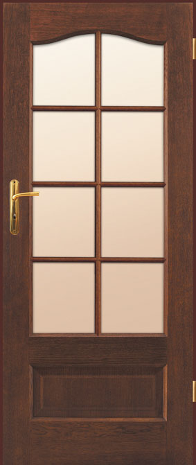 Presklené dvere Intersolid II