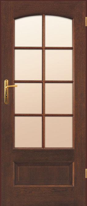 Plné dvere Intersolid II