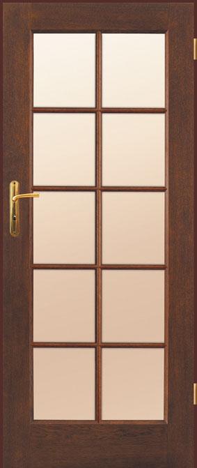 Plné dvere Intersolid II 08S10