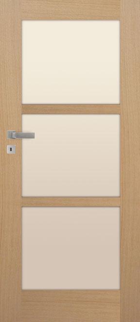 Presklené dvere Form