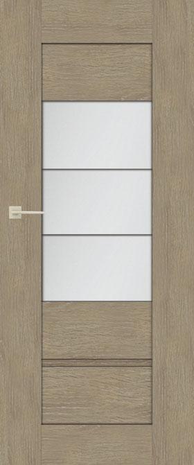 Presklené dvere Sempre Verse