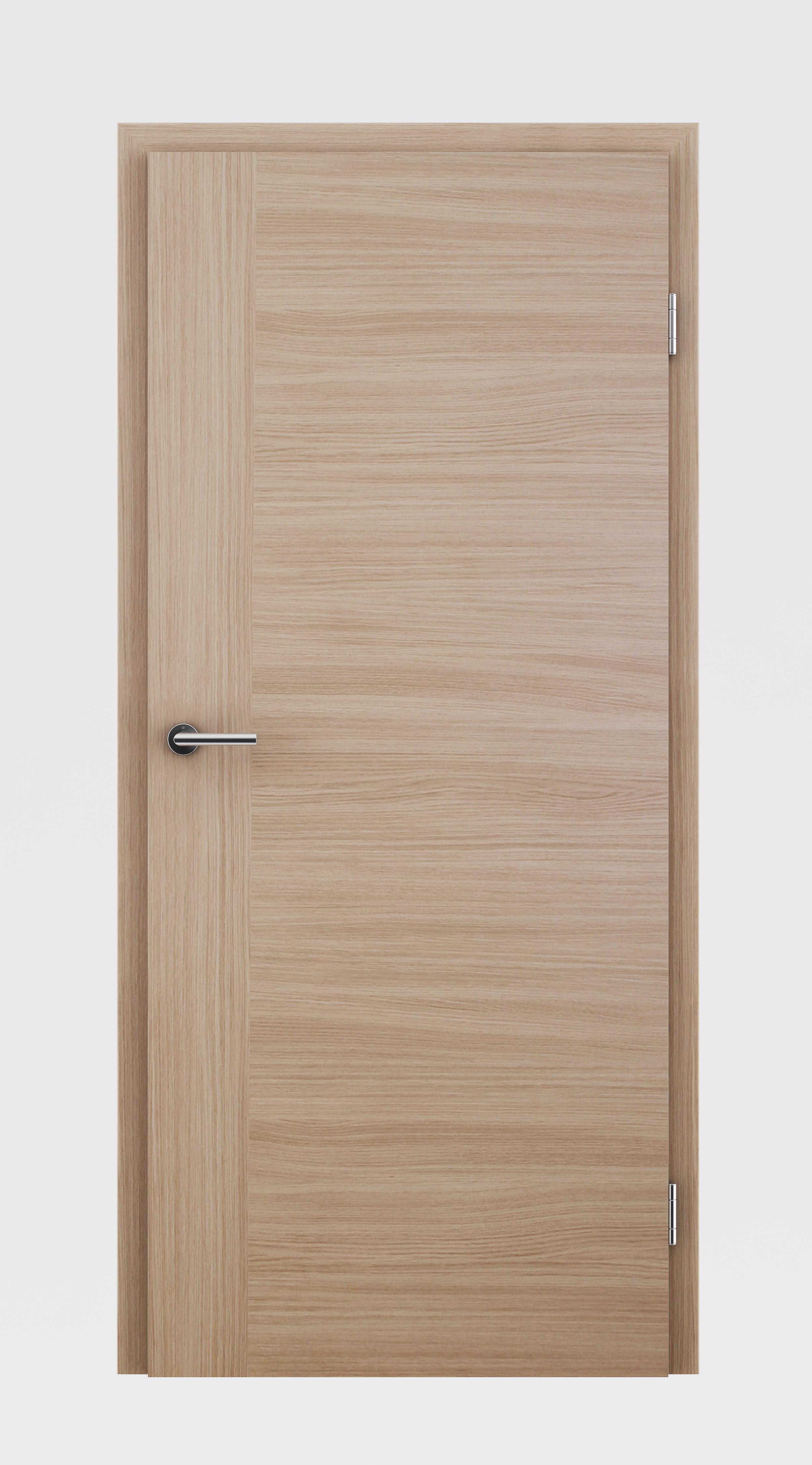 Plné dvere Visioline/L3 dub bielený