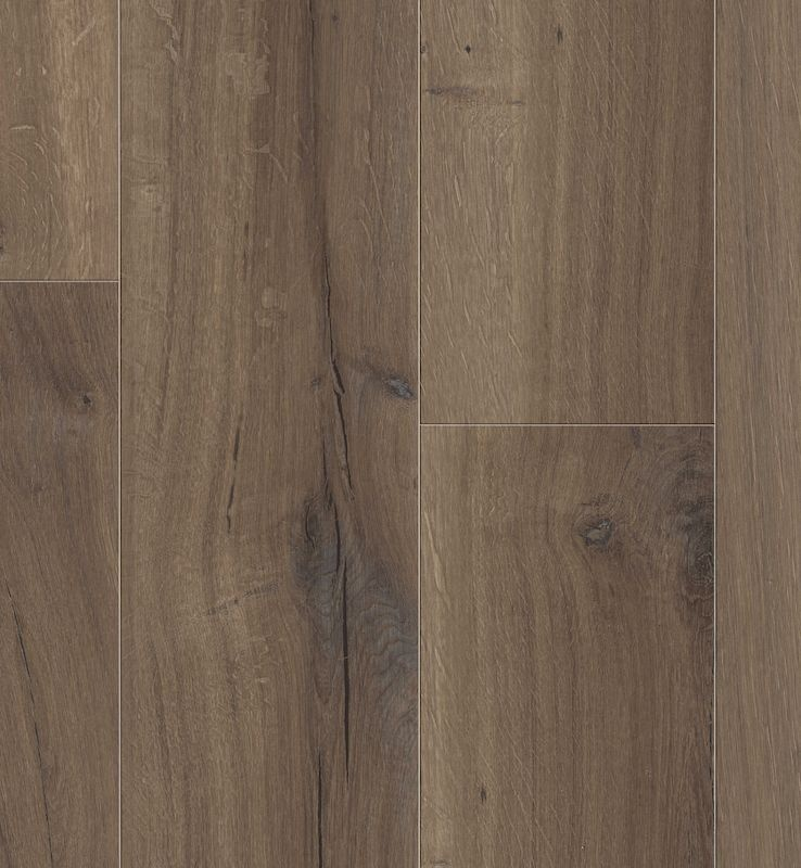 Laminátové podlahy Cracked XL dark brown